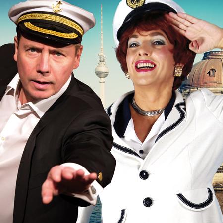 Reederei Riedel - Comedy River Cruise