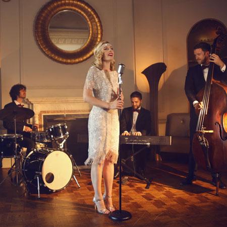 Sarah Goodwin - Speakeasy Jazz Band