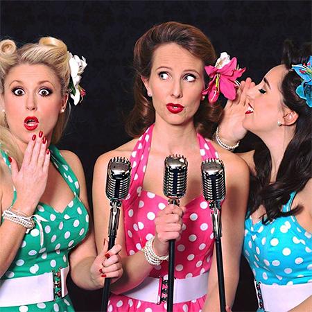 The Polka Dots - Female Vocal Trio
