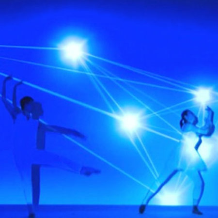 Junjie Yan (3D Video Mapping Dance)