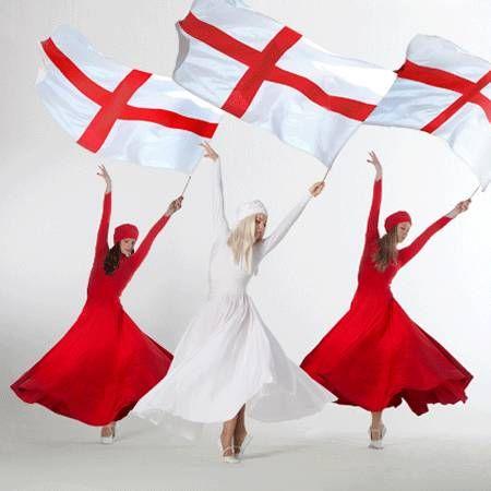 Divine Company - Flag Dancers
