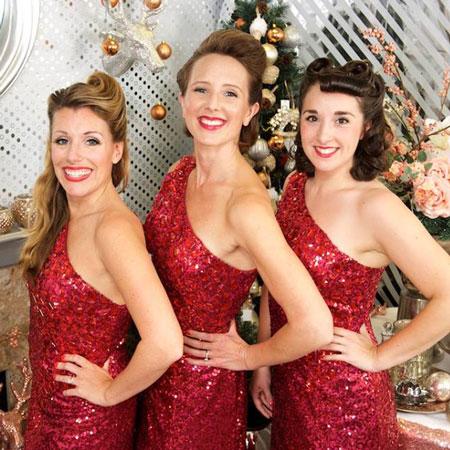 Elle Entertainment - Santa Babies Vocal Trio