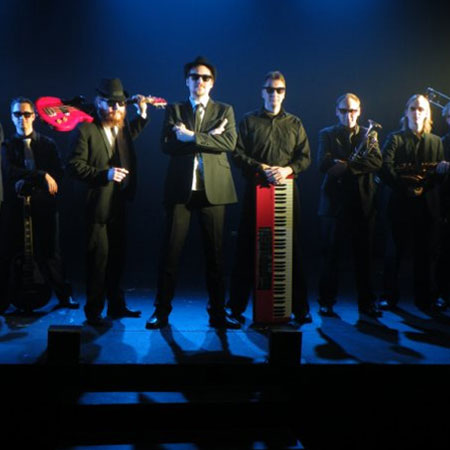 The Rhythm and Blues Brothers
