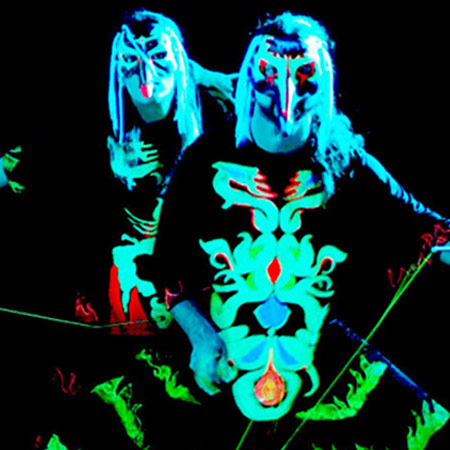 Duo Aratron Aspis - UV Show