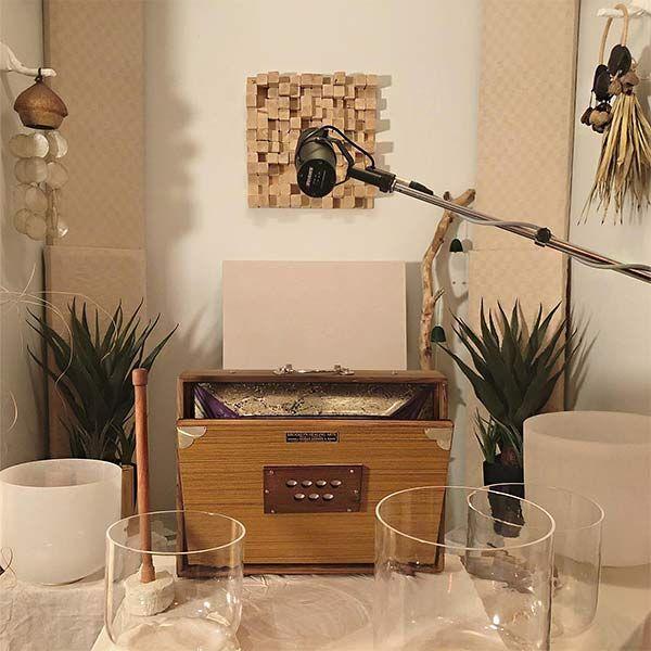 NTM Sounds - Virtual Sound Bath