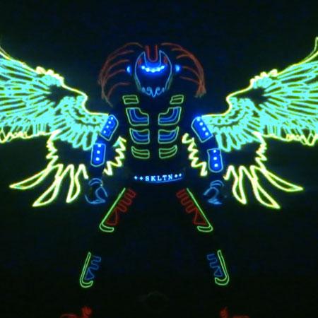 Skeleton Dance Crew - Animatronics