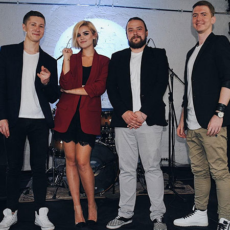 Bounce Beat - Cover Band from Ukraine