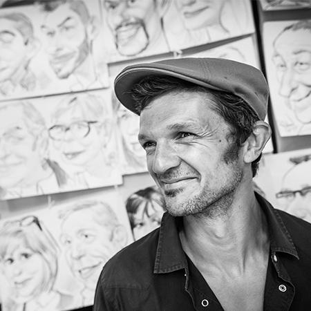 Hekel & Jekel - Caricature & Silhouette Artist