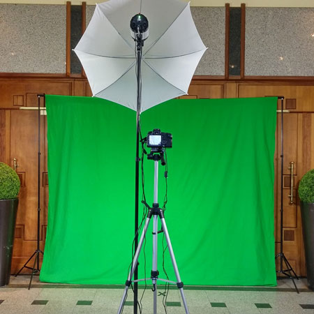 Mister Like That - Green Screen Photography
