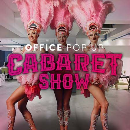 Custom Creations - Office Pop Up Cabaret Club