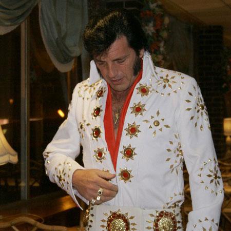 Elvis Lookalike & Tribute