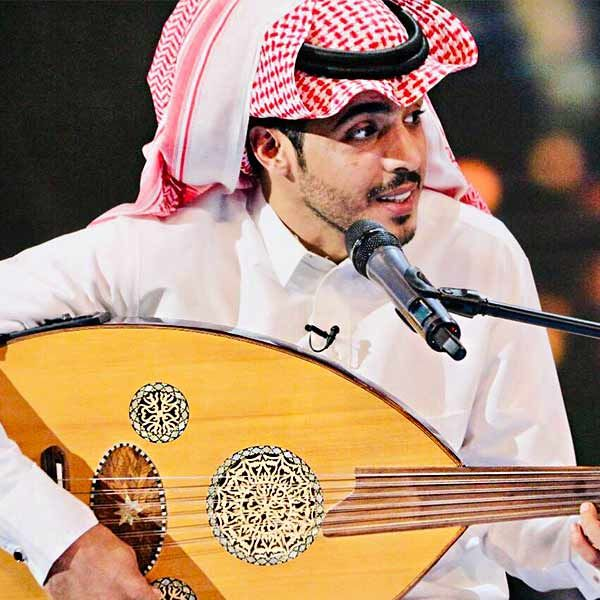Male Oud Player and Vocalist