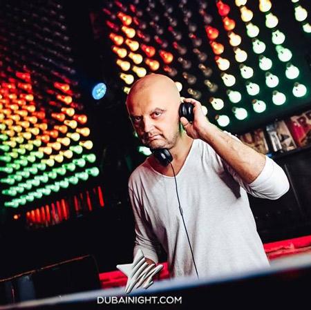 DJ David Saludes