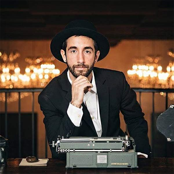 Ryan Ashley Knowles - Event Poet