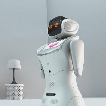 Robots Of London - Sanbot
