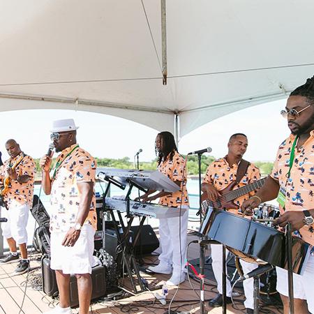 Caribbean Waves - Caribbean Calypso Band