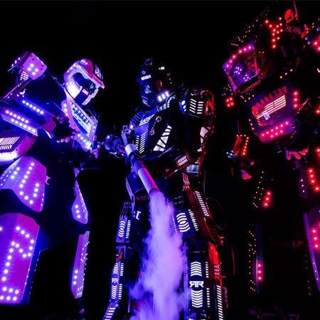SAPS Entertainment - SAPS Robots