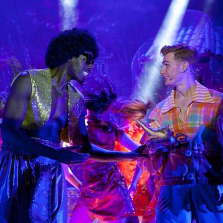 Entertainment Shows - Aladdin