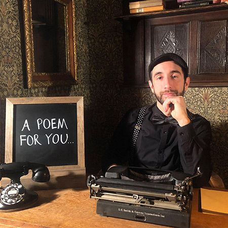 Ryan Ashley Knowles - Virtual Poet