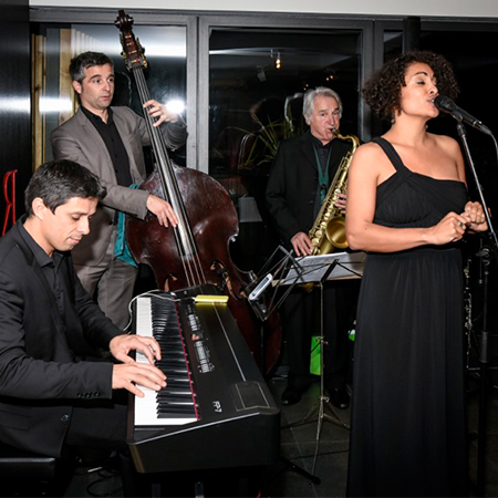Marie Carrie - Jazz band