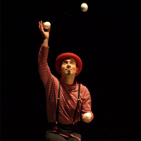 Pascal Haering - Juggling