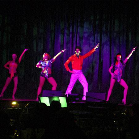 Rubix - Through The Ages Dancers