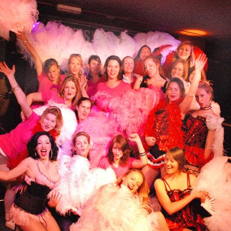 Marco Buschman Workshops - Burlesque (Burlesque Kingdom)