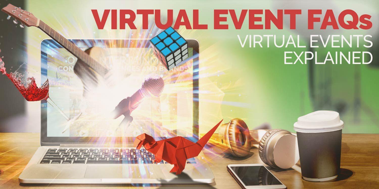Virtual Event FAQs