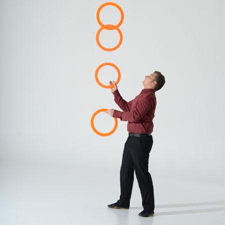 Marc Dorffner - Speed Juggler