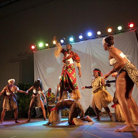 Kilandukilu - Traditional African Ballet