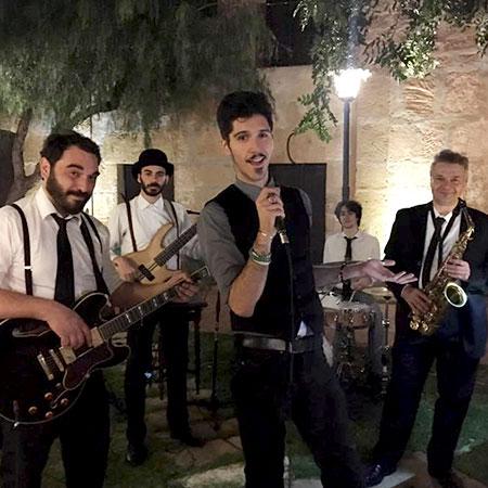 Mantropìa - Event & Wedding Band