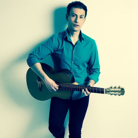 Andreas Moutsioulis - Guitar and Voice