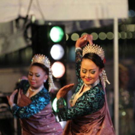 Yaar Panj-Aab Phangra Troupe (Malay Dance)