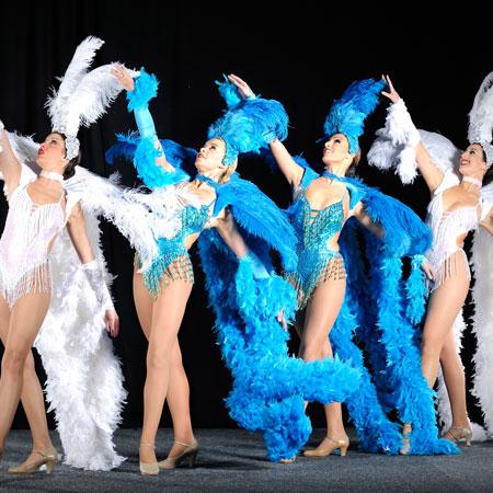 Dynamic Dancers