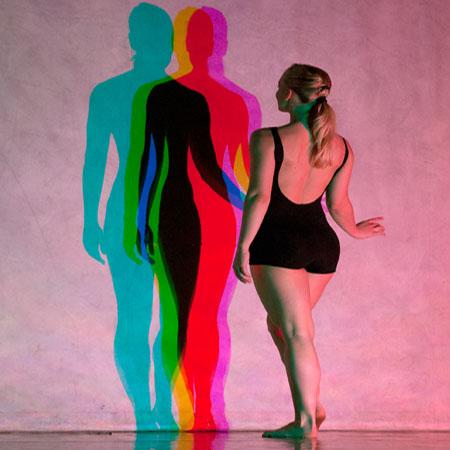 Evolution Dance Theatre - RGB Shadow Act