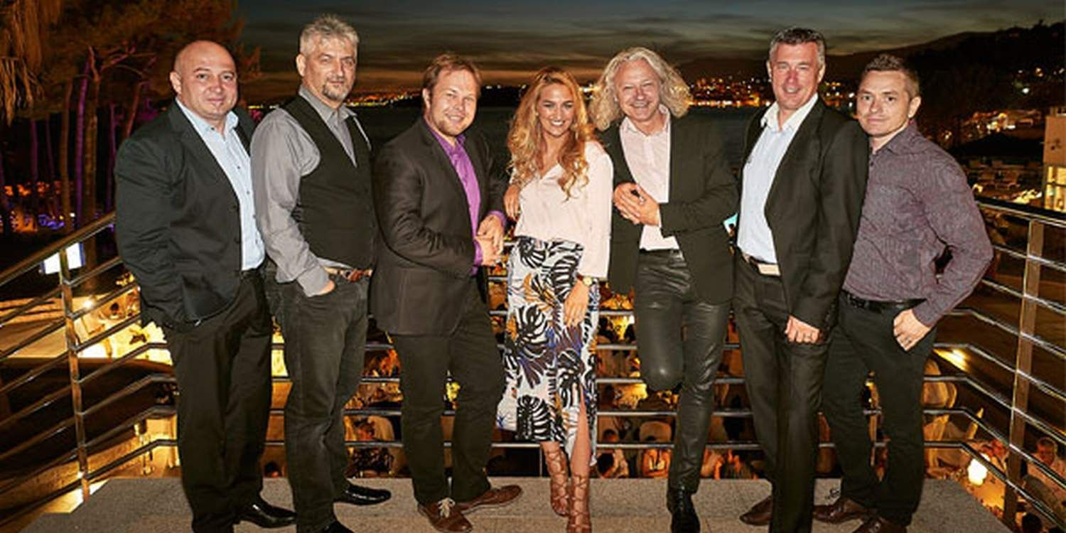 Croatia Party Band Rocks Private Event