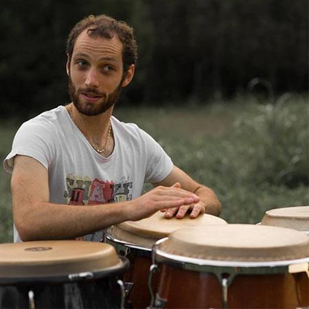 Massimo Orselli - Percussionist
