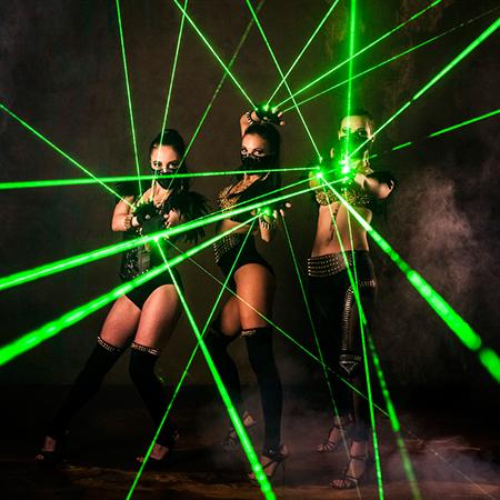 Illizium - LED Event Dancers