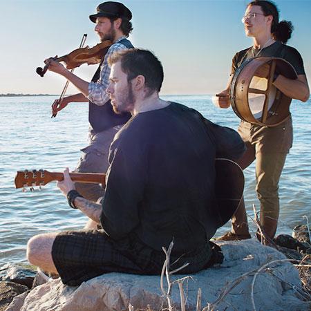 Jumboreel - Irish Folk Band