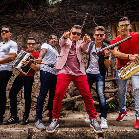Pargo Project - Colombian electronic band