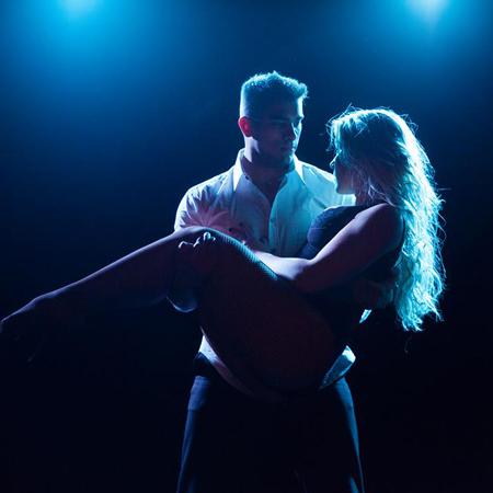 Emelie Sandberg - Acro Dance Duo