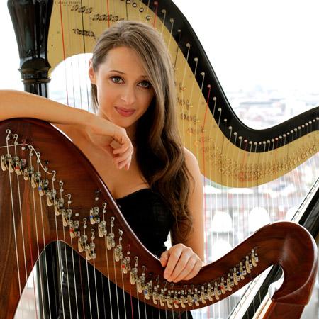 Seána Davey - Harpist