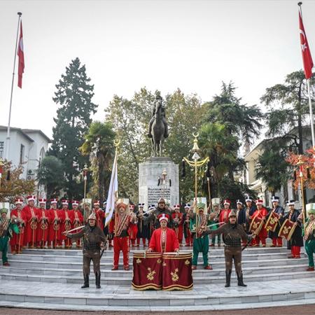 Bursa Mehter Takimi - Traditional Ottoman Marching Band