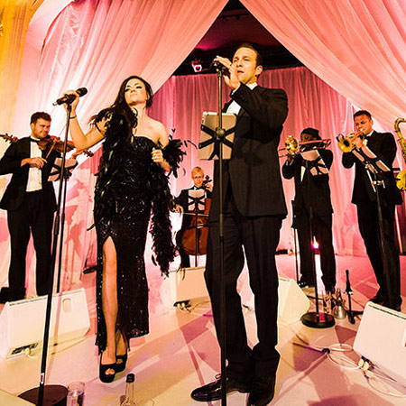 Urban Soul Orchestra - Little Swing Band