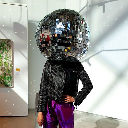 IHP - Mirror Ball Heads