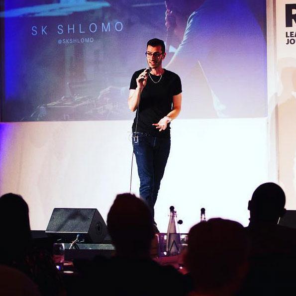 SHLOMO - Keynote Speaker (tech and creativity)