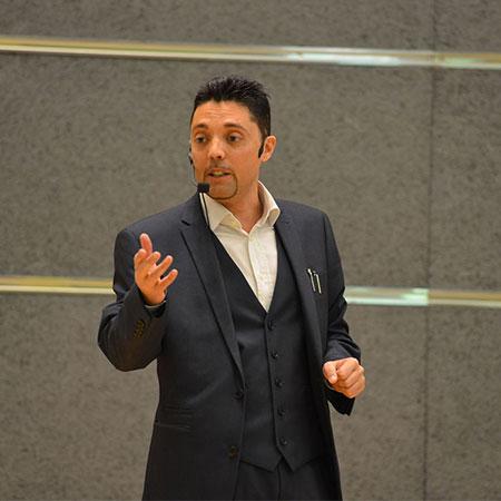 Luca Volpe - Speaker