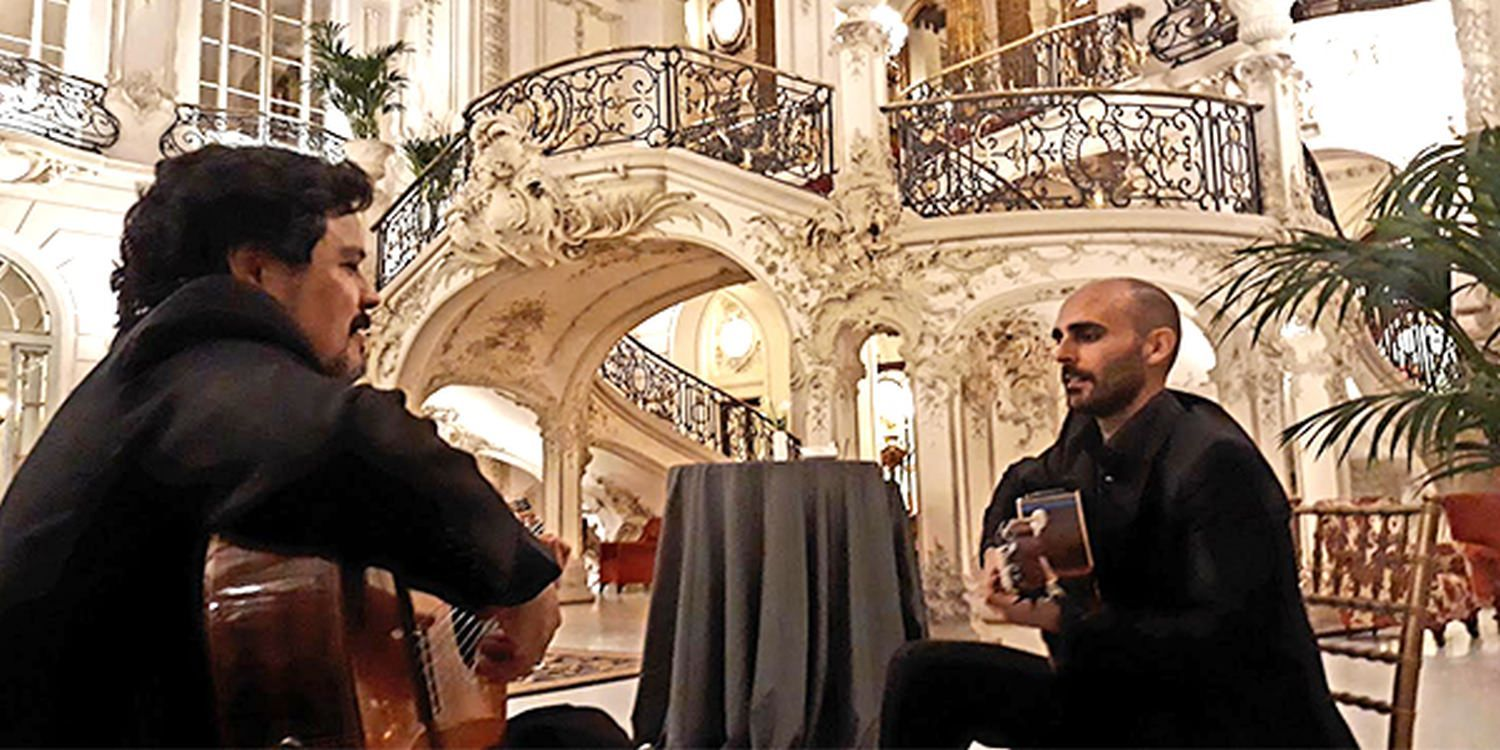 Live Flamenco Music And Delicious Wine For A Corporate Event In Madrid