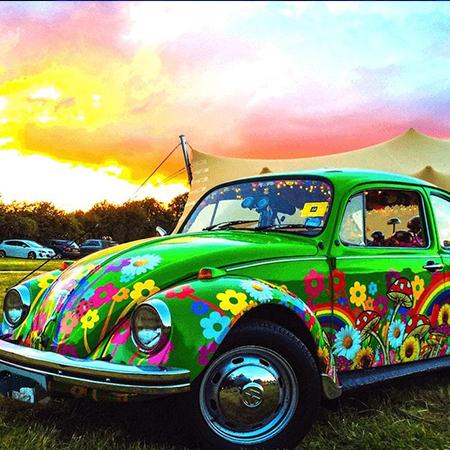 Megabooth - VW Beetle Photobooth
