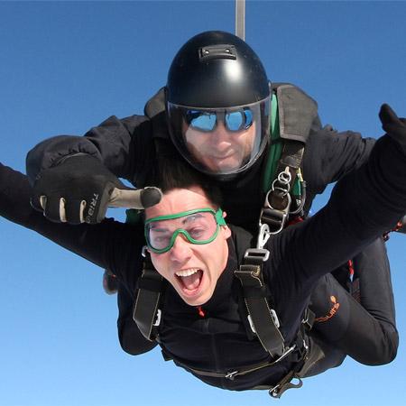 Saltamos? - Sky Diving